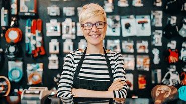 Ausbildung, Beruf, Einzelhandel