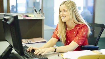 Ausbildung, Beruf, Büromanagement, Sekretariat, Öffentlicher Dienst