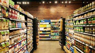 Supermarkt, Handel, Verkäufer