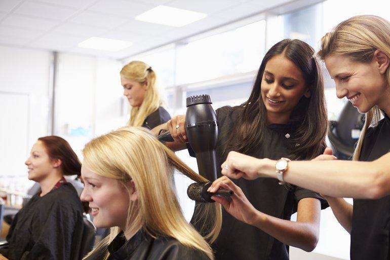 Ausbildung, Beruf, Friseur