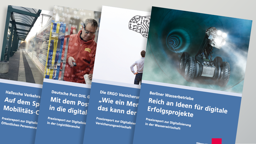 Teaser, Publikation, Praxisreport, Digitalisierung